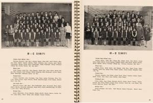 İlk Meşale 1971 Alt Sınıflar6